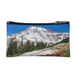 Paradise Mt. Rainier Makeup Bag