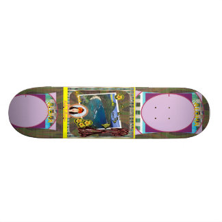 Paradise of the Pacific ~ Skateboards