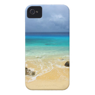 Paradise tropical island beach iPhone 4 cases