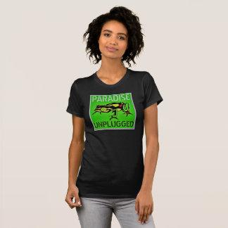 PARADISE UNPLUGGED - BIG ISLAND, HAWAII T-Shirt