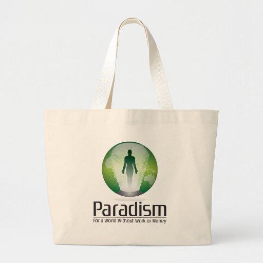 Paradism Canvas Bag