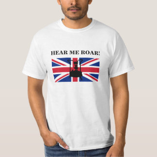 "Paraffin Pressure stove "" HEAR ME ROAR "" T-Shirt"