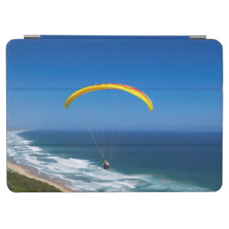 Paragliding Near Wilderness, Garden Route iPad Air Cover