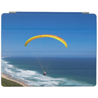 Paragliding Near Wilderness, Garden Route iPad Cover