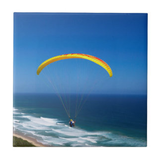 Paragliding Near Wilderness, Garden Route Tile