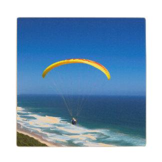 Paragliding Near Wilderness, Garden Route Wood Coaster
