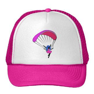 paragliding pixie trucker hat