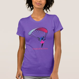 Paragliding Pixie Women's Shirt