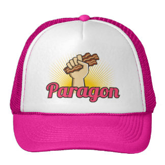 Paragon! (in Pink) Cap