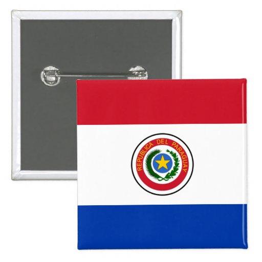 paraguay buttons