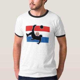 Paraguay Bicycle Kick T-Shirt