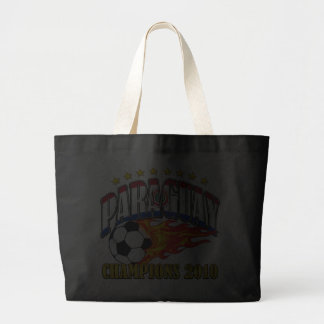 Paraguay Champions Tote Bags