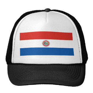 Paraguay country flag nation symbol cap