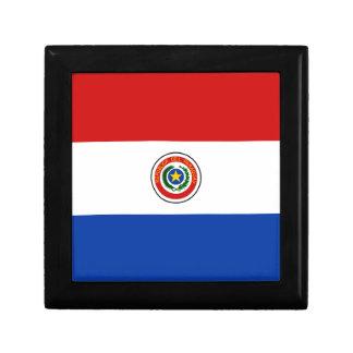 Paraguay Flag Gift Box