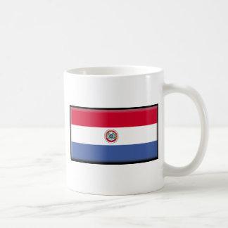 Paraguay Flag Coffee Mugs