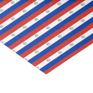 Paraguay Flag Tissue Paper