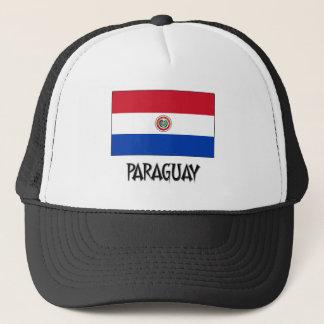 Paraguay Flag Trucker Hat