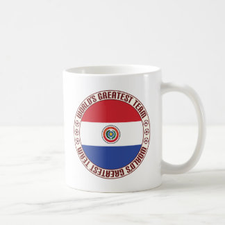 Paraguay Greatest Team Basic White Mug