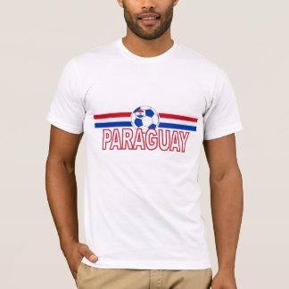 Paraguay soccer Football 2010 AA T-shirt