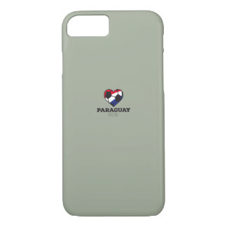 Paraguay Soccer Shirt 2016 iPhone 7 Case