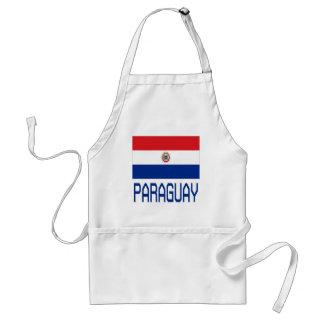 Paraguay Standard Apron