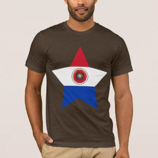 Paraguay Star T-Shirt