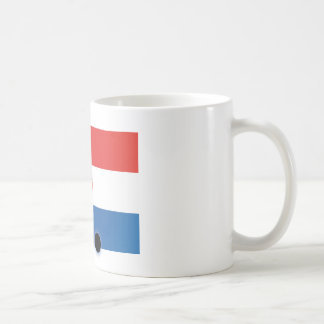 Paraguay Striker 2 Coffee Mugs