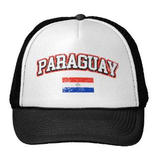 Paraguay Vintage Flag Cap