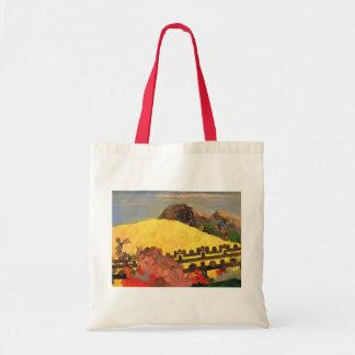 'Parahi Te Marae' - Paul Gauguin Bag