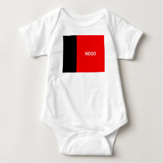 Paraiba flag Brazil region province symbol Baby Bodysuit
