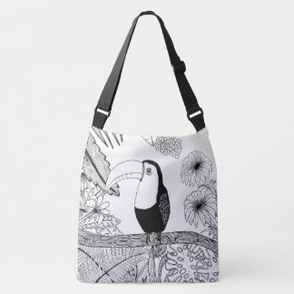 Paraíso Toucan Crossbody Bag