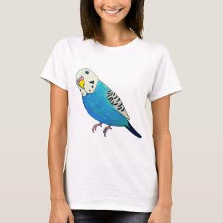 Parakeet Drawing T-Shirt