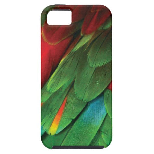 Parakeet iPhone 5 Cover