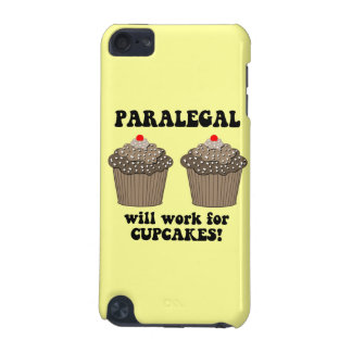 paralegal iPod touch (5th generation) case