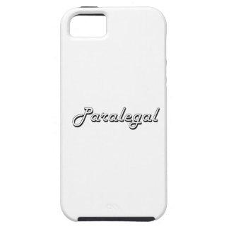 Paralegal Classic Job Design iPhone 5 Case