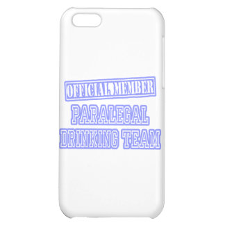Paralegal Drinking Team iPhone 5C Cover
