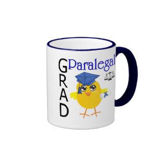 Paralegal Grad Ringer Mug