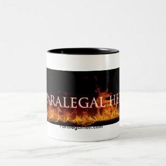 Paralegal Hell Coffee Mug