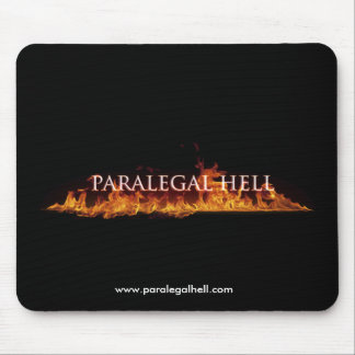 Paralegal Hell Mousepad