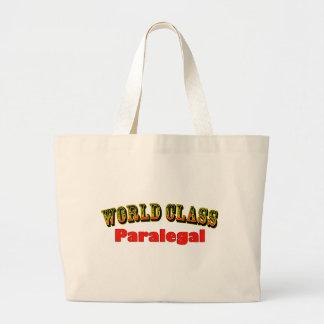 Paralegal Jumbo Tote Bag