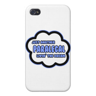 Paralegal .. Livin' The Dream iPhone 4/4S Cover