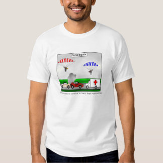 Paralegals Cartoon T-shirt