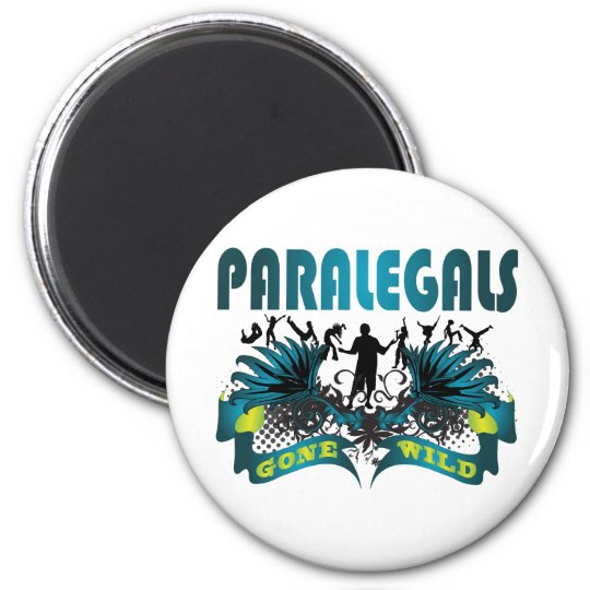 Paralegals Gone Wild Magnet
