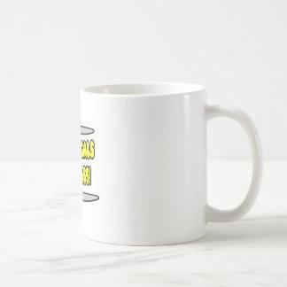 Paralegals Kick Ass! Basic White Mug