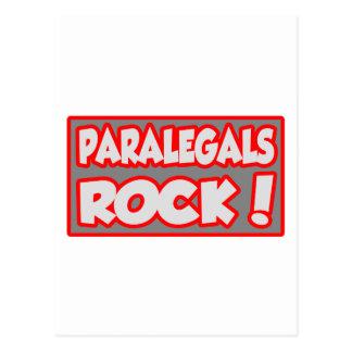 Paralegals Rock! Postcard