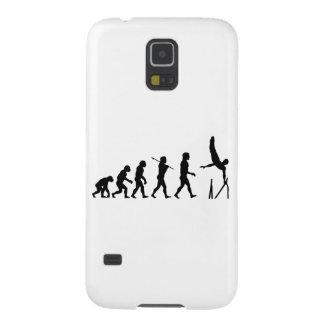 Parallel Bars Gymnastics Evolution Galaxy S5 Case