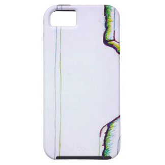 Parallelism  A Process Dance of Line iPhone 5 Case