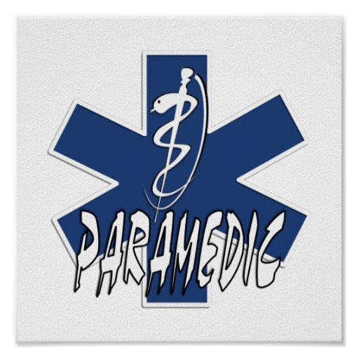 Paramedic Active Posters