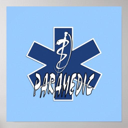 Paramedic Active Print