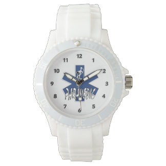 Paramedic Active Star of Life Watch